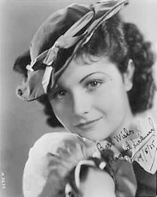 Photograph of Margaret Lockwood (128)