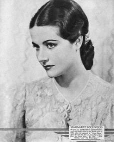 Photograph of Margaret Lockwood (144)