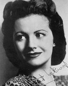 Photograph of Margaret Lockwood (164)