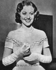 Photograph of Margaret Lockwood (179)