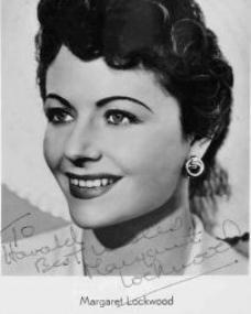 Photograph of Margaret Lockwood (25)