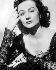 Photograph of Margaret Lockwood (66)