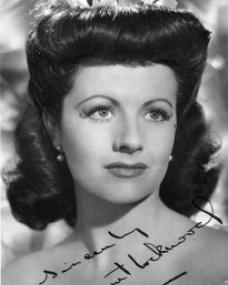 Photograph of Margaret Lockwood (70)