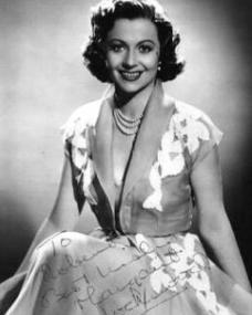 Photograph of Margaret Lockwood (73)