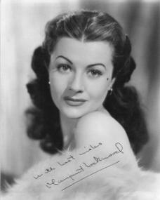 Photograph of Margaret Lockwood (75)