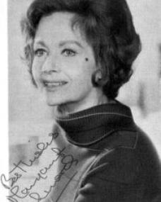 Photograph of Margaret Lockwood (76)