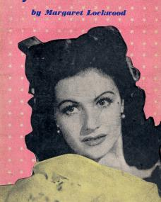 My Life and Films by Margaret Lockwood.  World Film Publications, 1948.