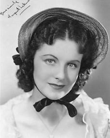 Margaret Lockwood (as Jeannie McAdam) in a photograph from Owd Bob (1938) (8)