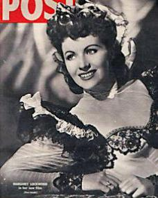 Picture Post magazine with Margaret Lockwood.  14th October, 1944.