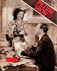 Picture Show magazine with Margaret Lockwood and  Ian Hunter in Bedelia.  29th June, 1946.