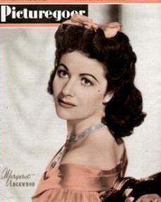 Picturegoer magazine with Margaret Lockwood.  12th May, 1945.