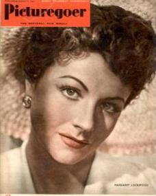 Picturegoer magazine with Margaret Lockwood in Highly Dangerous.  6th January, 1951.  Richard Todd writes about Hollywood.