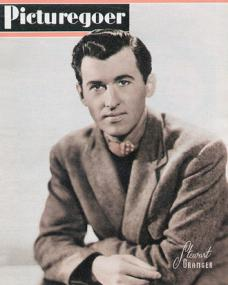 Picturegoer magazine with Stewart Granger in Waterloo Road.  26th May, 1945.
