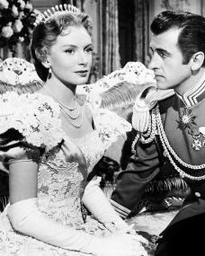 Deborah Kerr (as Princess Flavia) in a photograph from The Prisoner of Zenda (1952) (5)