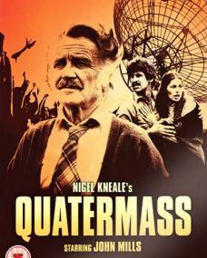 Quatermass DVD from Network