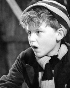Richard Lupino (as William Brown) in a photograph from Just William (1940) (1)