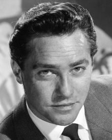 Publicity photo of British actor, Richard Todd