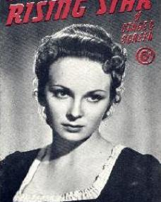 A Rising Star magazine with Joan Greenwood.