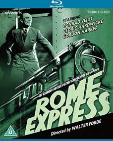 Rome Express Blu-ray from Network and The British Film