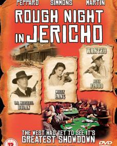 Rough Night in Jericho DVD