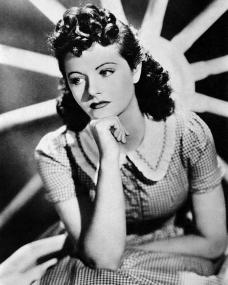 Margaret Lockwood (as Mary Shaw) in a photograph from Rulers of the Sea (1939) (1)