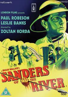 Sanders of the River DVD from Network and the British Film