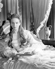 Joan Greenwood (as Sophie Dorothea) in a photograph from Saraband for Dead Lovers (1948) (23)