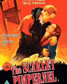 The Scarlet Pimpernel DVD from Network and the British Film