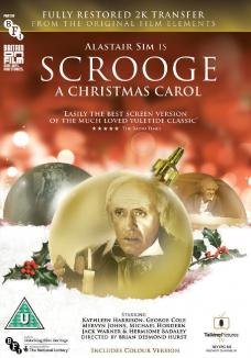 Scrooge DVD from Renown Pictures