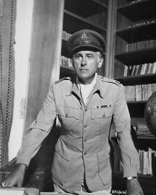 Stewart Granger (as Maj Richard Mace) in a photograph from The Secret Invasion (1964) (2)