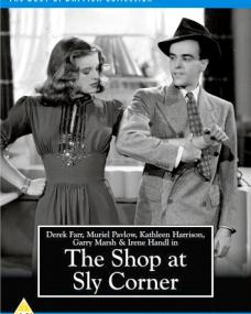 The Shop at Sly Corner DVD