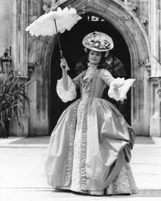 Margaret Lockwood (as Stepmother) in a photograph from The Slipper and the Rose (1976) (9)