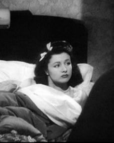 Margaret Lockwood (as Jenny Sunley) in a screenshot from The Stars Look Down (1940) (2)