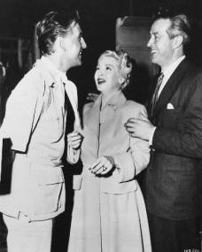 Photograph of Stewart Granger, Ray Milland and Lana Turner (10)