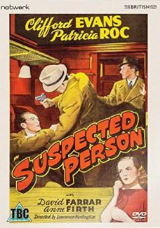 Suspected Person DVD from Network and The British Film