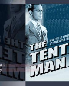 Menu card from The Tenth Man DVD, released by Network on The British Film label