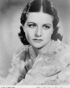 Margaret Lockwood (as Catherine Lawrence) in an American photograph from Three on a Weekend [Bank Holiday] (1938) (1)