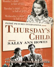 Thursday's Child DVD from Network and The British Film