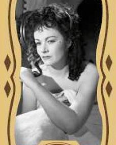 Tobacco Classics card featuring Margaret Lockwood