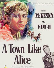 A Town Like Alice DVD from Network and the British Film
