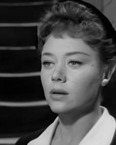 Screenshot from The Weak and the Wicked (1954) (1) featuring Glynis Johns