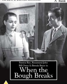 When the Bough Breaks DVD with Patricia Roc and Bill Owen