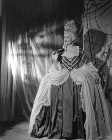 Margaret Lockwood (as Lucy) in a photograph from The White Unicorn (1947) (64)