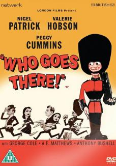 Who Goes There! DVD from Network and the British Film