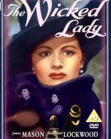 The Wicked Lady DVD from ITV Studios, 2004
