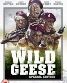 The Wild Geese DVD