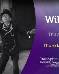 Talking Pictures TV trailer for their March and April 2018 season of Will Hay Films.  Every Thursday morning