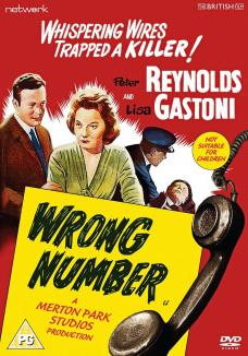 Wrong Number DVD from Network and the British Film