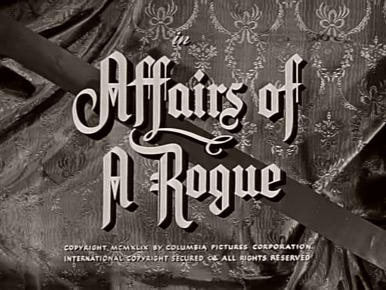Main title from The First Gentleman (1948) [as The Affairs of a Rogue] (3)