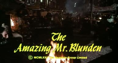 Main title from The Amazing Mr Blunden (1972) (1)